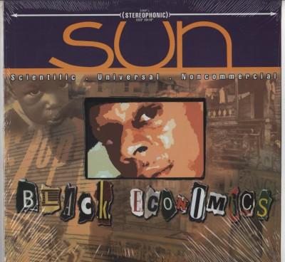 SUN - Black Economics - vinyl - www.jiggyjamz.com
