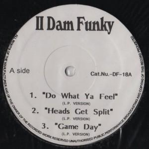 II Dam Funky-DF-18-001
