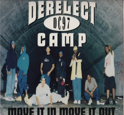 Derelect Camp ‎– Move It In Move It Out