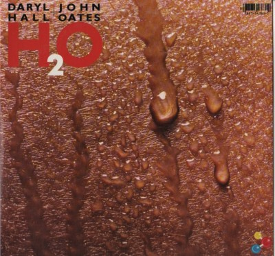 Daryl Hall and John Oates - H2O (LP)
