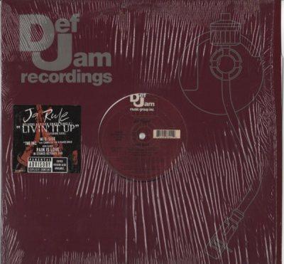 Ja-Rule-Livin-It-Up vinyl