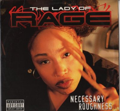 Lady Of Rage - Necessary Roughness LP