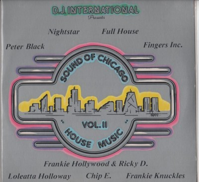 D.J. International - House Sounds Of Chicago V2