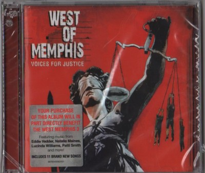 West Of Memphis: Voices For Justice CD