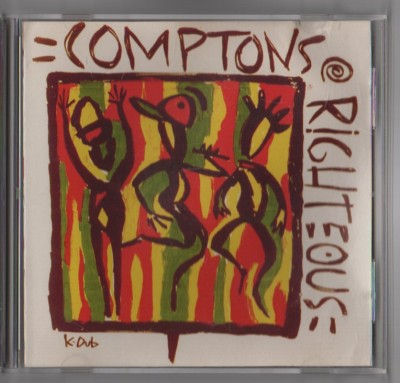 Comptons Righteous - CD - 1991 - www.jiggyjamz.com