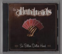 Handroids - Six Billion Dollar Hand CD - NEW 2004 Los Angeles - www.jiggyjamz.com