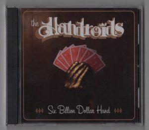 Handroids - Six Billion Dollar Hand CD - NEW 2004 Los Angeles - www.jiggyjamz.com