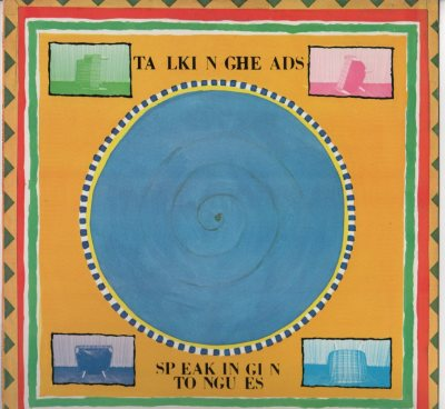 Talking Heads - Speaking In Tongues LP vinyl 1983 - www.jiggyjamz.com