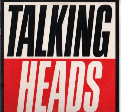 Talking Heads - True Stories LP vinyl Record - 1986 - www.jiggyjamz.com