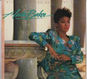 Anita Baker - Giving You The Best That I Got (LP, 1988)