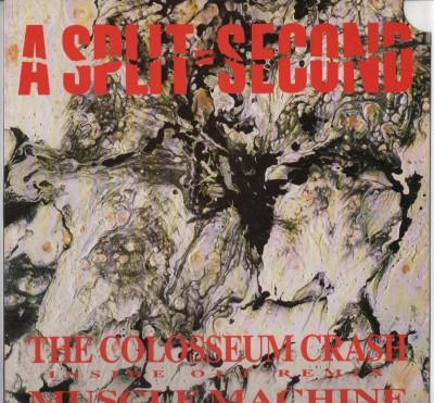 A Split-Second - The Colosseum Crash - vinyl - www.jiggyjamz.com