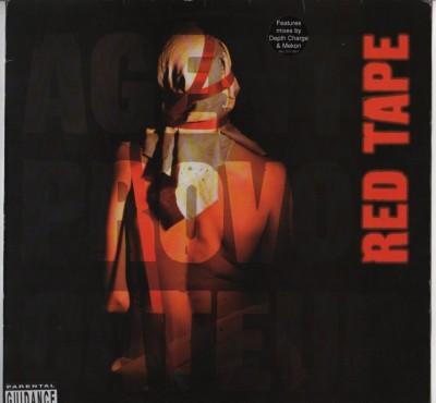Agent Provocateur - Red Tape - 12 Inch Vinyl - www.jiggyjamz.com