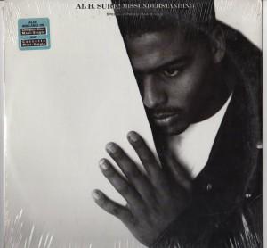Al B Sure - Missunderstanding - vinyl single - www.jiggyjamz.com