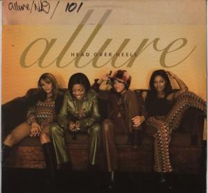 Allure Nas - Head Over Heals - vinyl - www.jiggyjamz.com