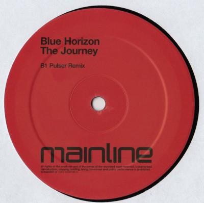 Blue Horizon - The Journey - vinyl - www.jiggyjamz.com