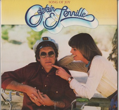 Captain and Tennille - Song Of Joy - LP - www.jiggyjamz.com