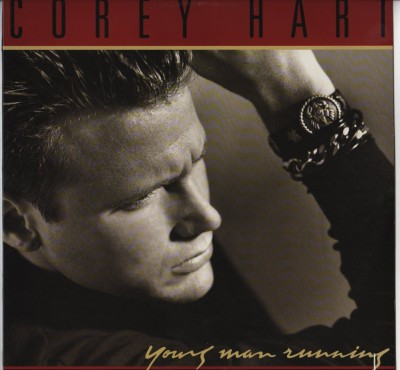 Corey Hart - Young Man Running - LP - www.jiggyjamz.com
