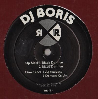 DJ Boris - Black Damien
