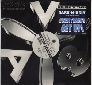 Dark-N-Ugly - Everybody Get Up! - vinyl - www.jiggyjamz.com