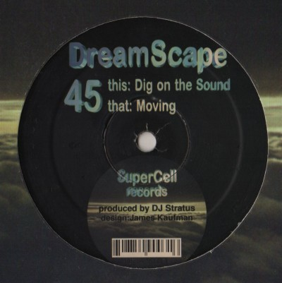 Dreamscape - Dig On The Sound - Moving - SUC 003 - www.jiggyjamz.com