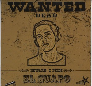 El Guapo Breaks - DJ Battle tool - vinyl - www.jiggyjamz.com