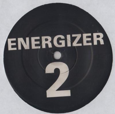 Dave Charlesworth - Energizer 2 - Techno Megamix - vinyl - www.jiggyjamz.com