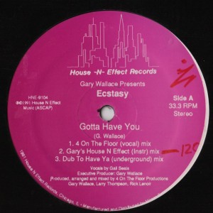 Gary Wallace - Gotta Have You001