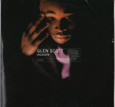 Glen Scott - Heaven 2x vinyl - www,jiggyjamz.com deep house