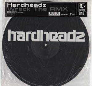 Hardheadz - Wreck - The Remix - picture vinyl - www.jiggyjamz.com