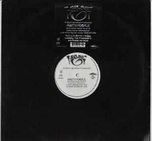 Hawke - Party People - vinyl - SF Breaks - www.jiggyjamz.com