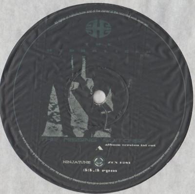 Herbaliser - The Missing Suitcase - when I shine Bahamadia - Vinyl - www.jiggyjamz.com