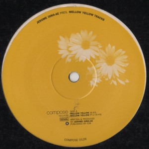Jerome Isma-Ae - Mellow Yellow Tracks - Deep House - www.jiggyjamz.com
