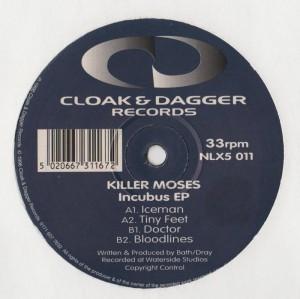 Killer Moses - Incubus EP - ILL Breaks - vinyl - www.jiggyjamz.com
