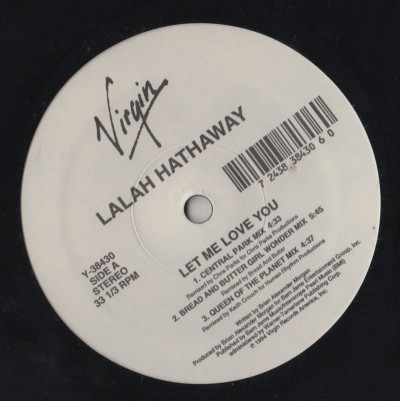 Lalah Hathaway - Let Me Love You - New Jack Swing - www.jiggyjamz.com