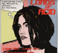 Lords Of Acid - Lover Boy-Lover Girl - Lucy's Sky - 12 inch vinyl - www.jiggyjamz.com