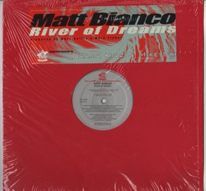 Matt Bianco - River Of Dreams - vocal trance - vinyl - www.jiggyjamz.com