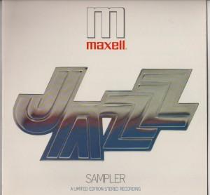 Maxell Jazz Sampler - LP - www,jiggyjamz.com