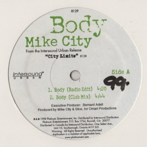 Mike City - Body