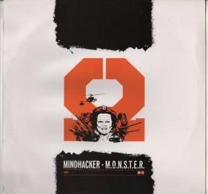 Mindhacker - MONSTER - vinyl - www.jiggyjamz.com