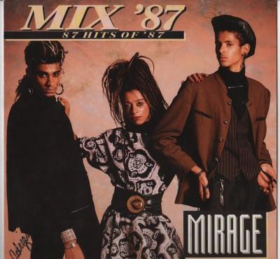 Mirage 87 hits of 1987 Mix - vinyl - www.jiggyjamz.com