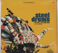 Native Steel Drum Band - LP - www.jiggyjamz.com