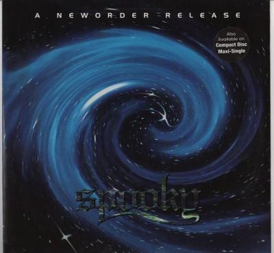 New Order Spooky - 12 inch vinyl - www.jiggyjamz.com