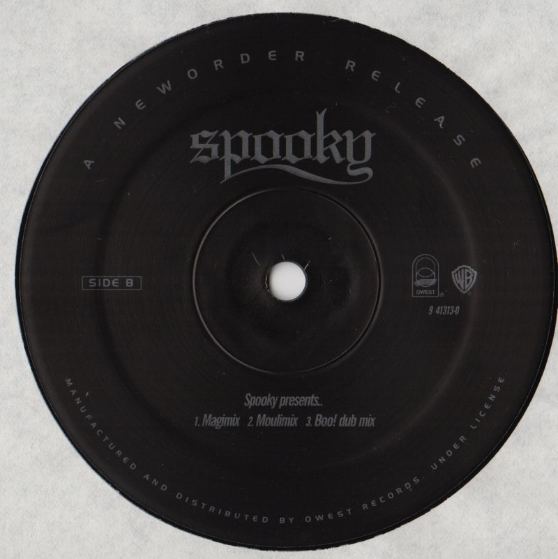 New Order - Spooky