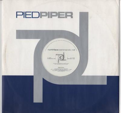 Northface - Commando Roll - Progressive House trance - vinyl - www.jiggyjamz.com