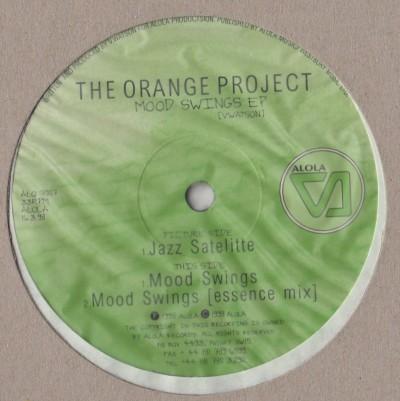 Orange Project, The - Mood Swings EP