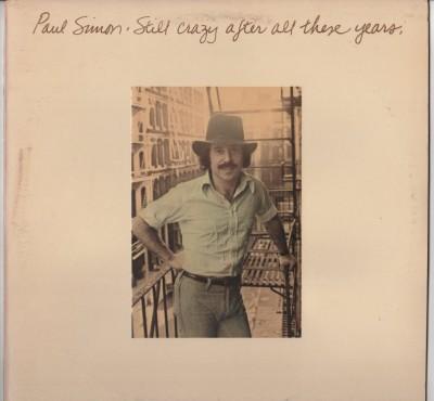 Paul Simon - Still Crazy After All These Years - LP vinyl - www.jiggyjamz.com
