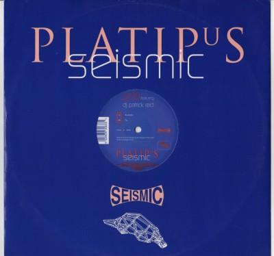 Pob Featuring DJ Patrick Reid - Bluebottle - vinyl - www.jiggyjamz.com