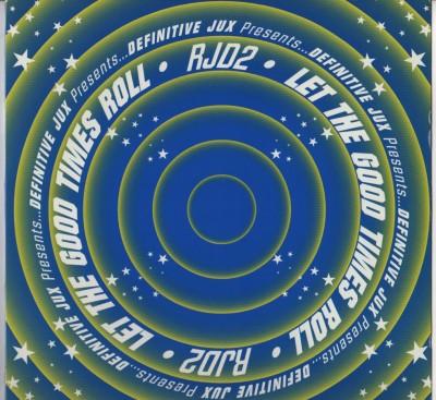 RJD2 - Let The Good Times Roll - 12 vinyl - www.jiggyjamz.com