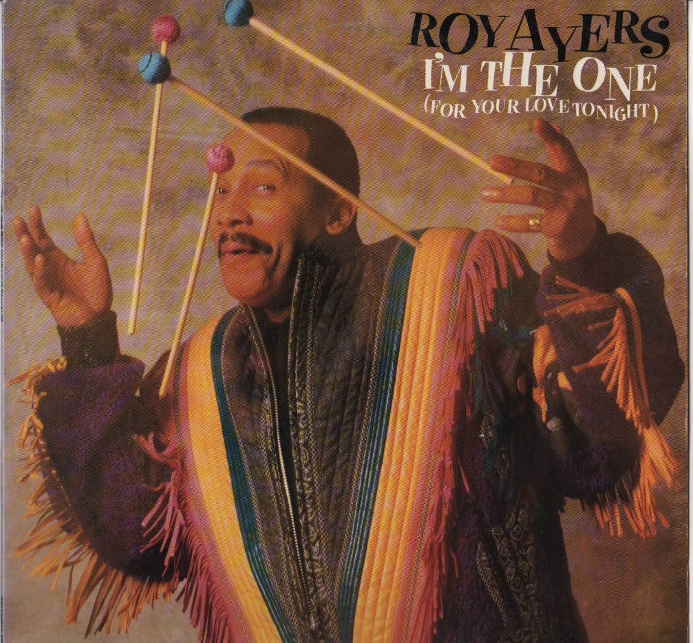 Roy Ayers I M The One For Your Love Tonight Lp