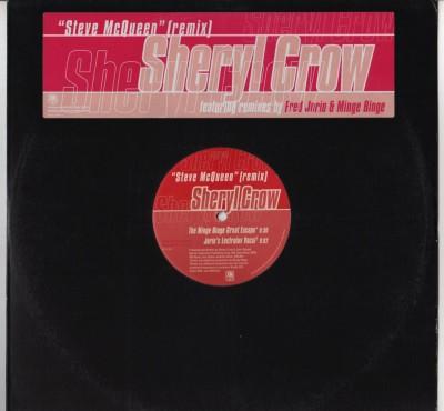 Sheryl Crow - Steve McQueen Remixes - vinyl - www.jiggyjamz.com